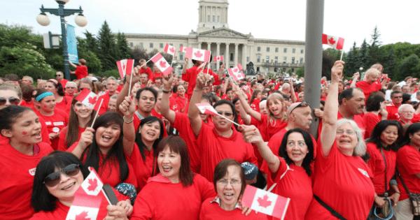 kế hoạch nhập cư canada từ năm 2018 - 2020
