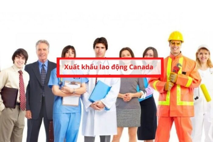 Tìm hiểu xuất khẩu lao động Canada