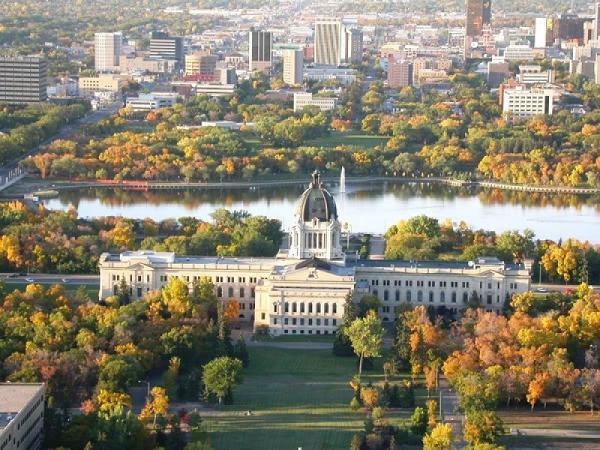 định cư Saskatchewan