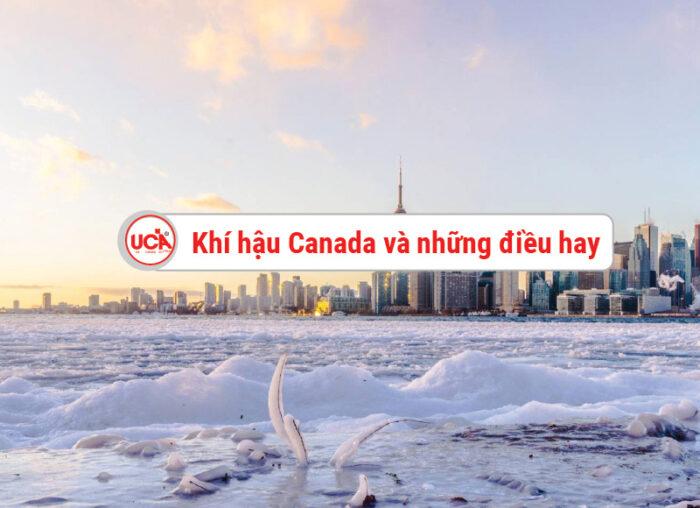 Khí hậu canada có gì thú vị
