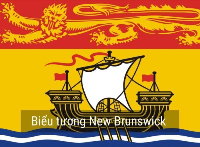 New Brunswick biểu tượng