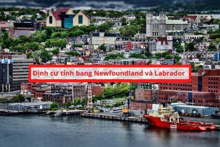 Định cư tỉnh bang Newfoundland-va-Labrador