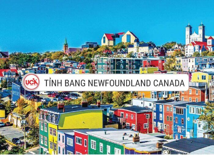 Tỉnh Bang newfoundland canada