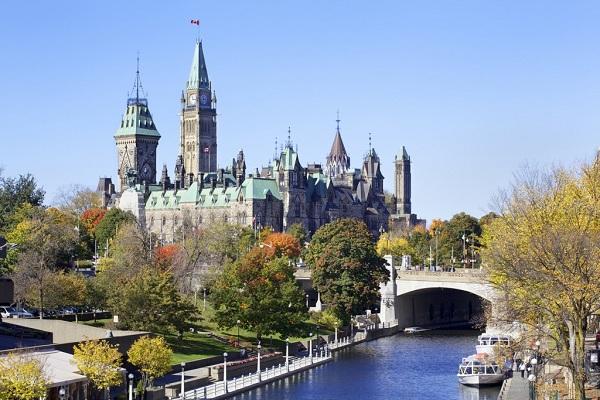 Cảnh đẹp Toronto Canada