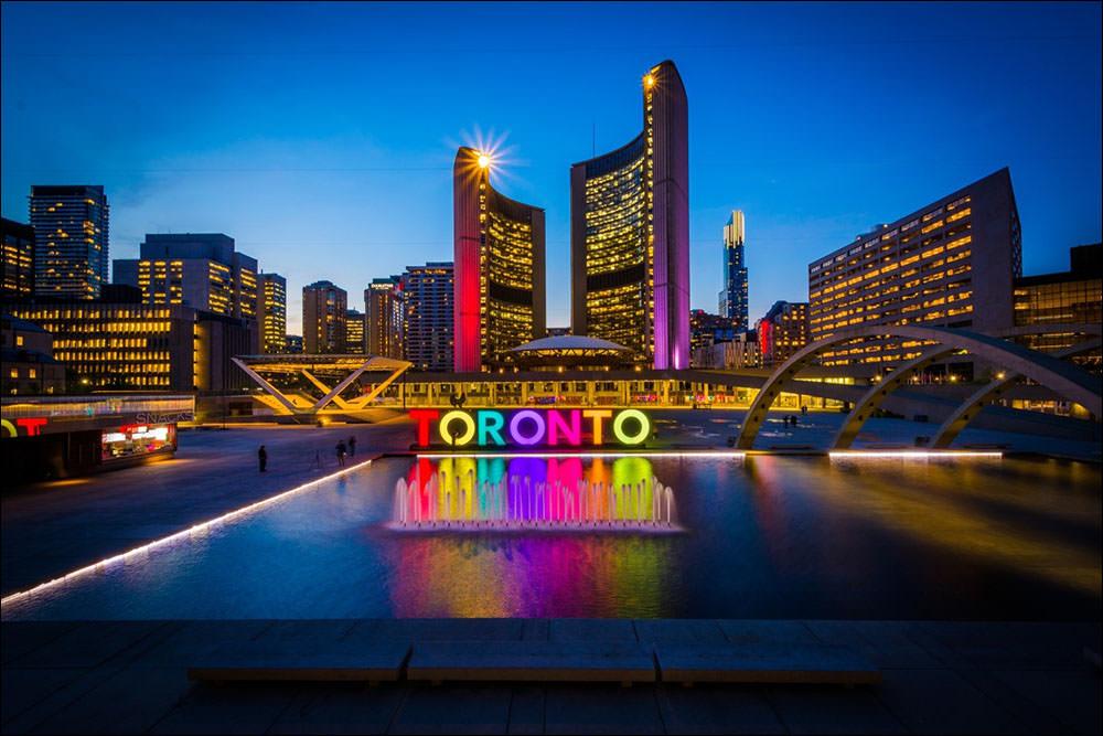 Toronto ở đâu