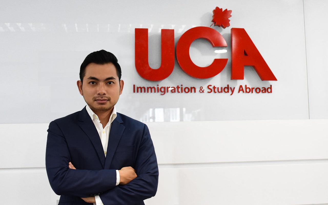 Phạm Thái Hùng (Kevin) chuyên viên tư vấn UCA