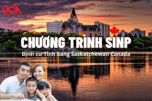 Chương trình SNIP Canada tỉnh Saskatchewan