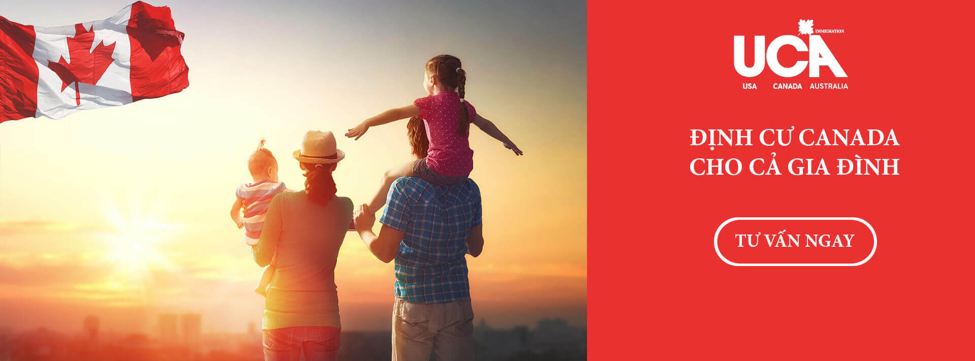 Định cư Canada 2021 dạng tay nghề cả gia đình