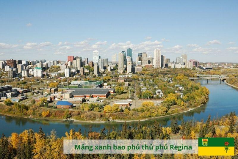 Góc tỉnh bang Saskatchewan