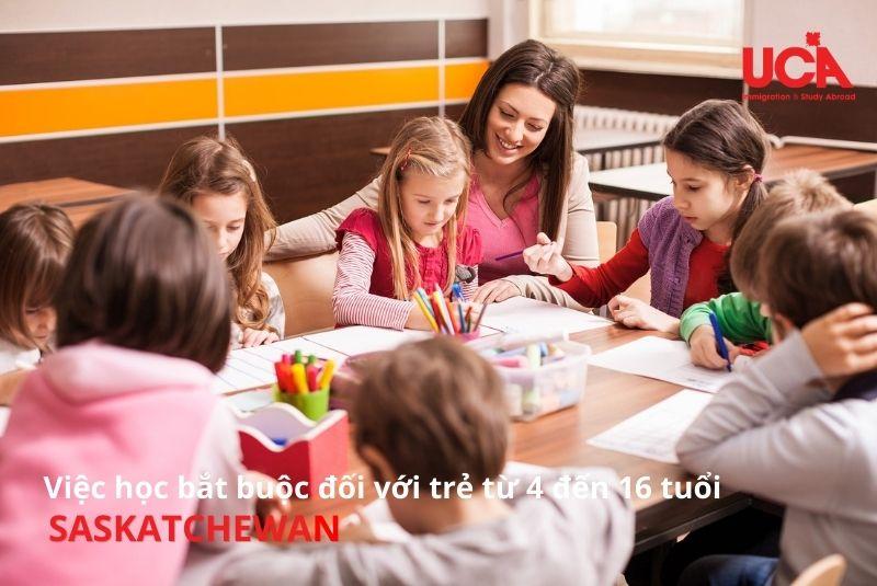 Saskatchewan nền giáo dục