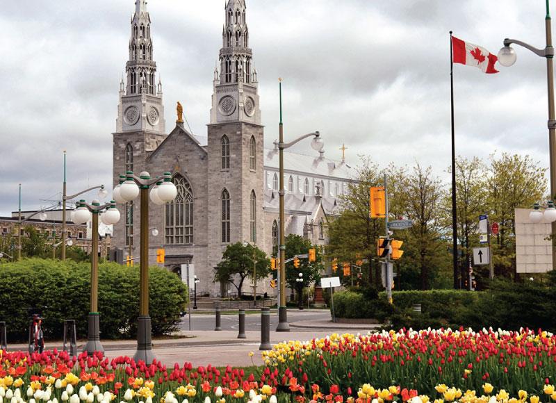 Lịch sử thủ đô Canada gắn liên với nền văn hóa Anh quốc