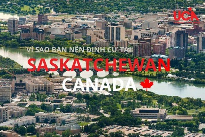 Saskatchewan Canada định cư