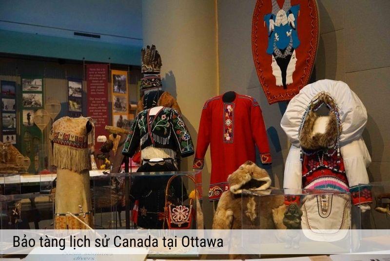 Trở lại lịch sử Canada