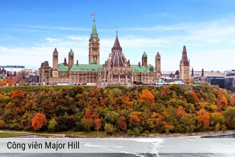 Công viên major Hill