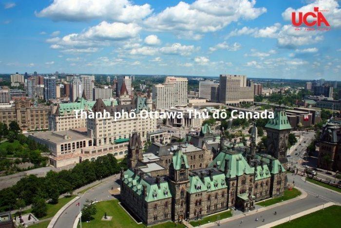 Thủ đô Canada thành phố Ottawa