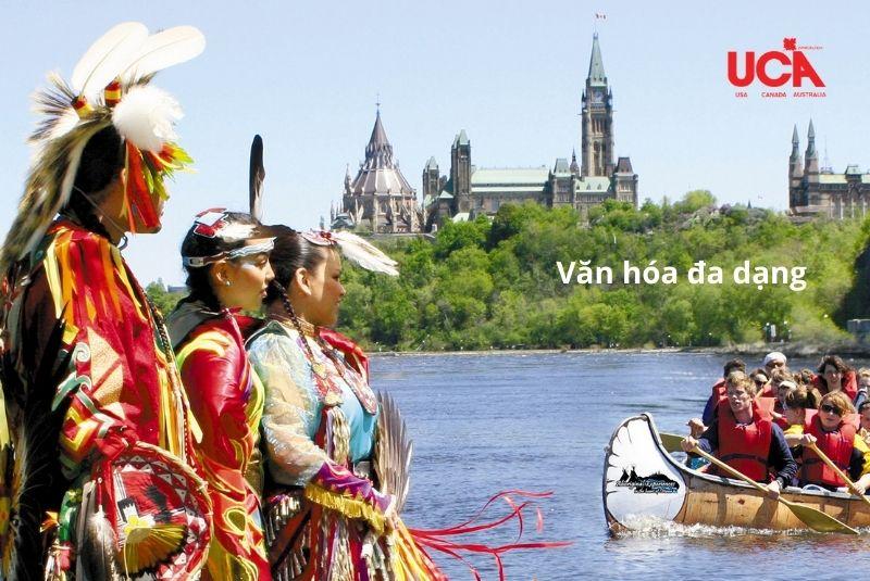 Văn hóa đa dạng thủ đô Canada