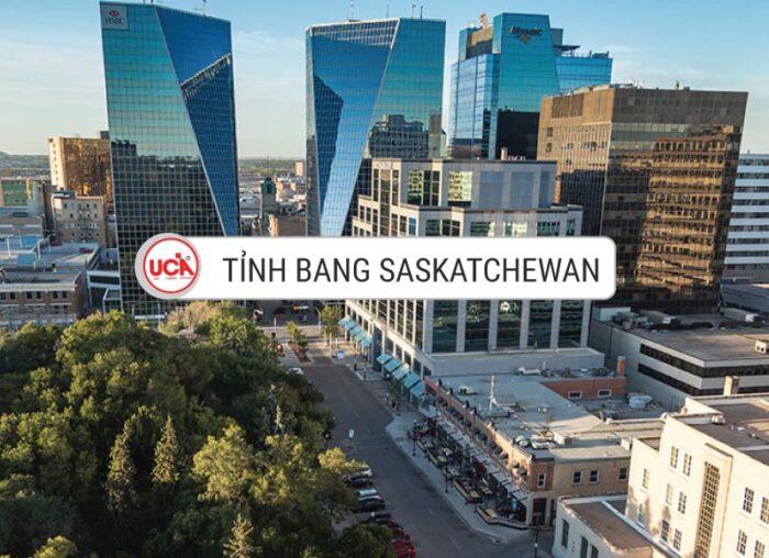 tỉnh bang Saskechewan Canada