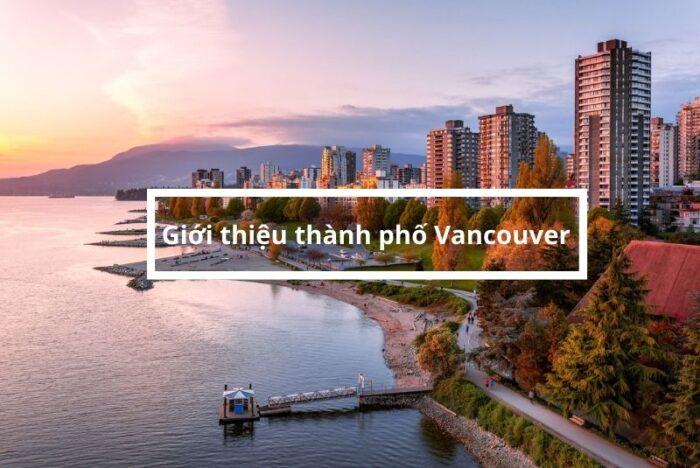 Vancouver thành phố thuộc tỉnh bang British Columbia