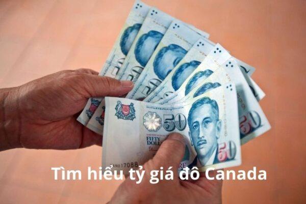 Tỷ giá Canada là gì ?