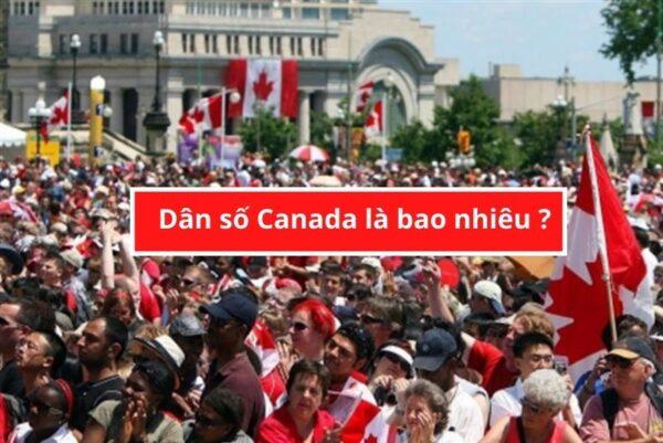 Dân số Canada tìm hiểu qua năm 2021