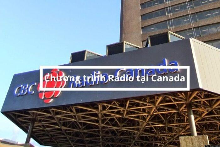 Chương trình Radio Canada