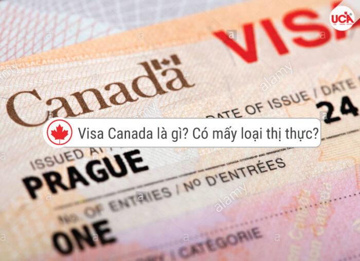 Tìm hiểu nhanh Visa Canada là gì