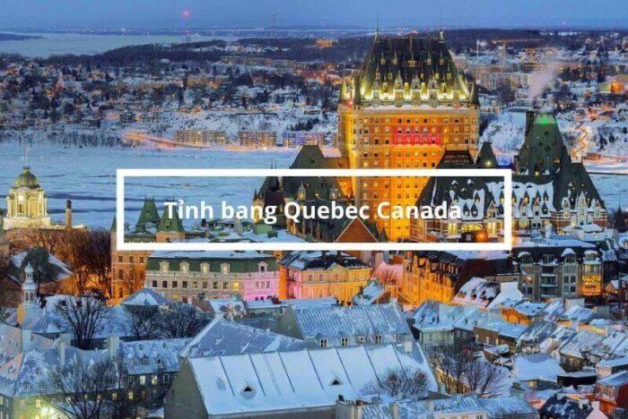 Tỉnh bang Quebec Canada