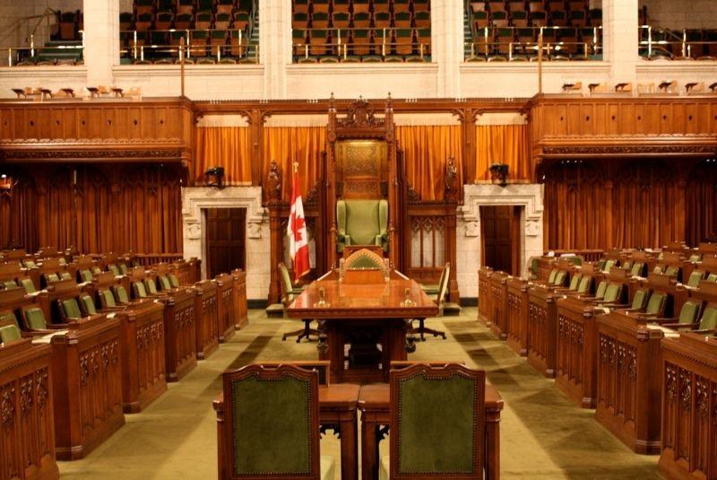 tòa nhà quốc hội Canada