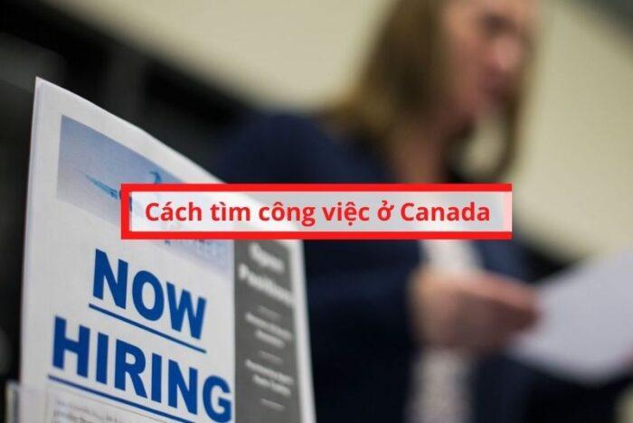 6 cách tìm công việc tốt ở Canada