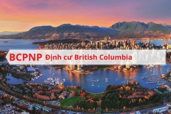 BCBNP định cư tỉnh bang British Columbia