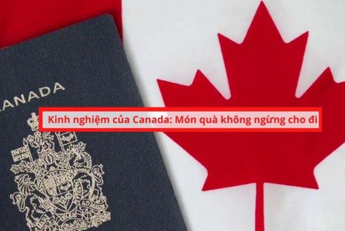 Kinh nghiệm của Canada