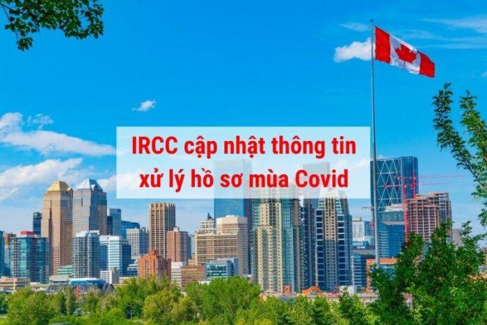 Bộ Di trú Canada cung cấp tiến trình xử lý định cư trong covid