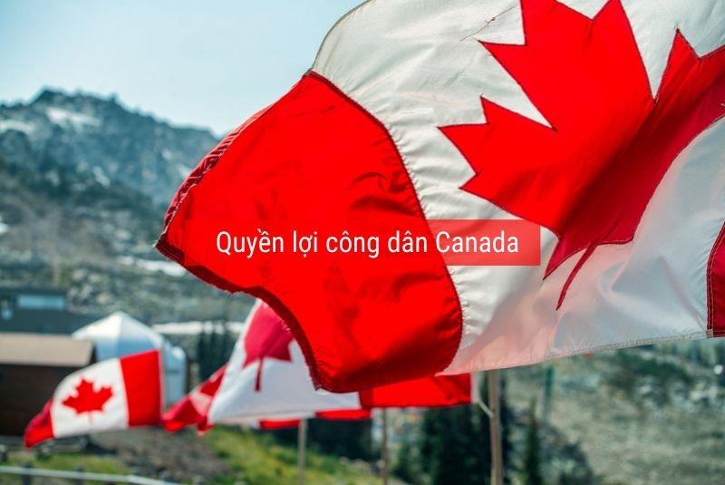 Quyền lợi công dân Canada