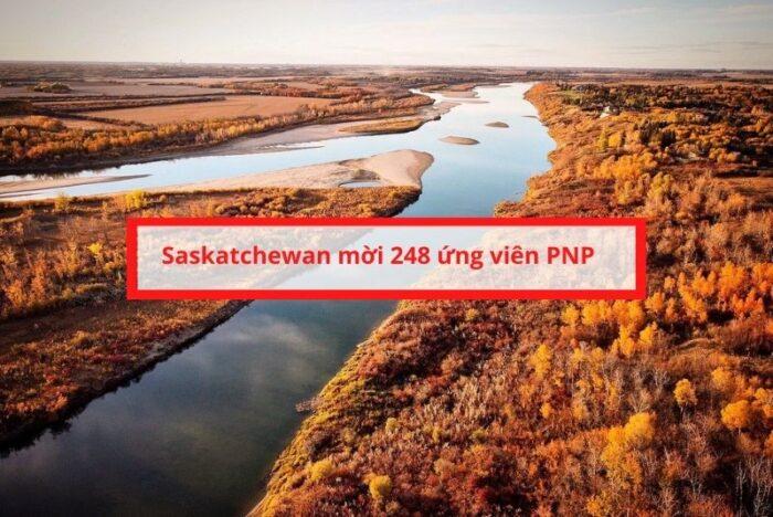Saskechewan mời 248 ứng viên PNP