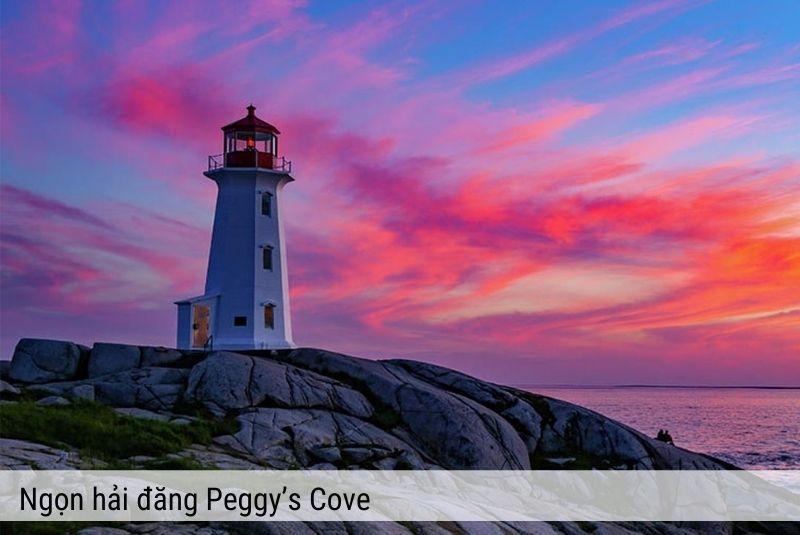 Ngọn hải đăng peffy-cove