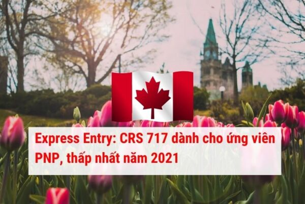 Express Entry CRS 717