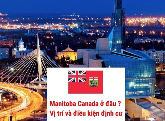 Manitoba Canada ở đâu