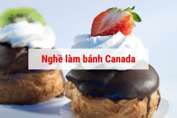 Nghề làm bánh Canada