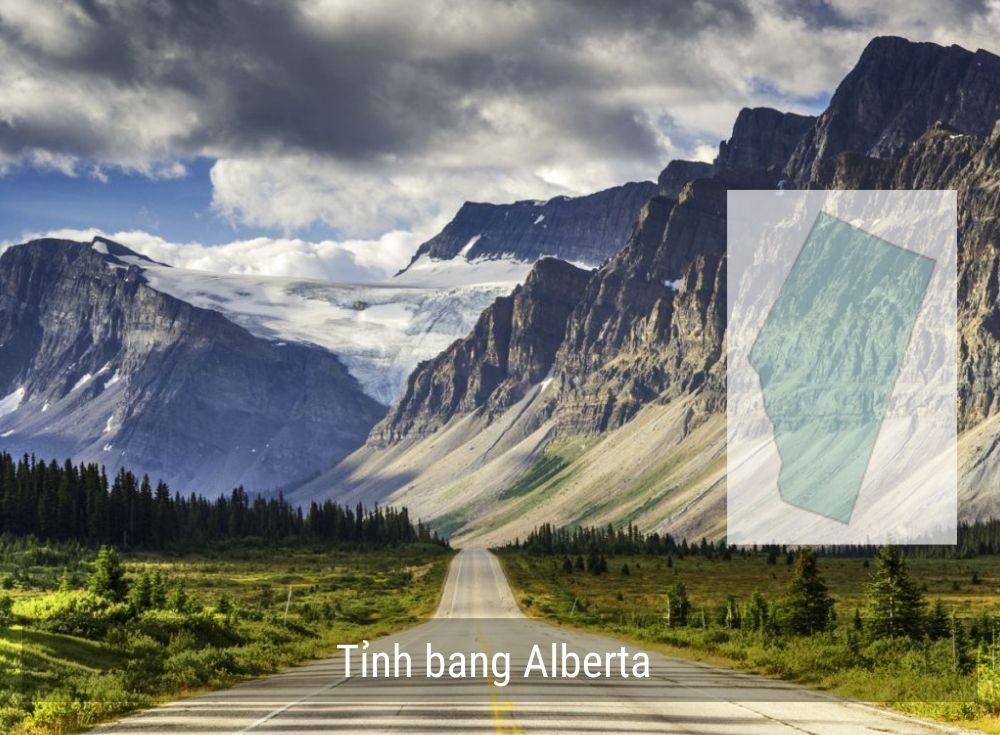 Alberta tỉnh bang Canada đáng sống năm 2020