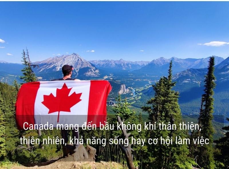 Canada mang đến cơ hội cho người nhập cư