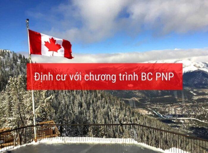 Nhập cư tại BC với BC PNP