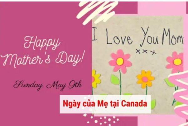 Ngày của mẹ ở Canada