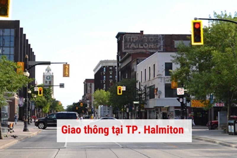 Hệ thống giao thông TP. Hamilton