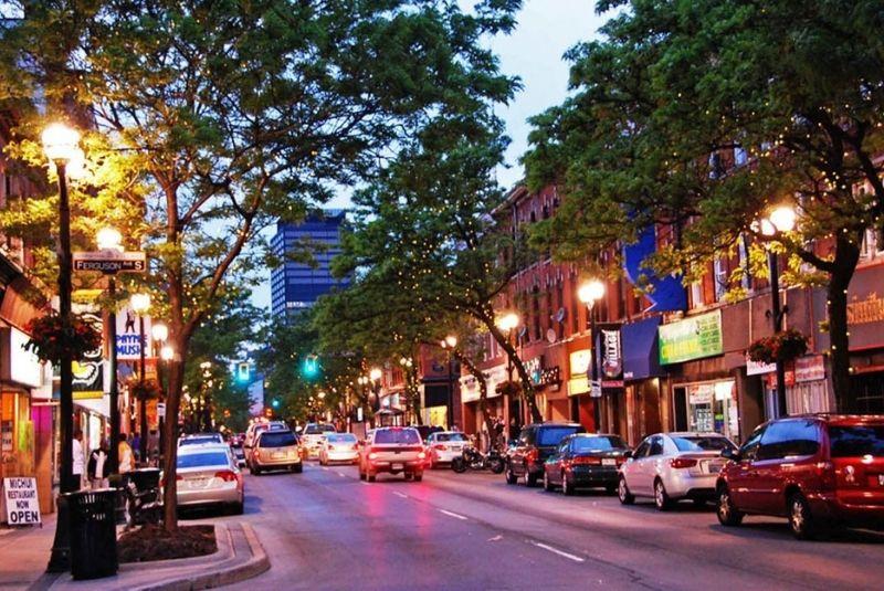 Dân số thành phố Hamilton