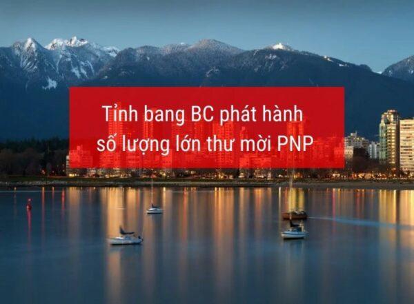 BC phát hành số lượng lớn thư mời PNP