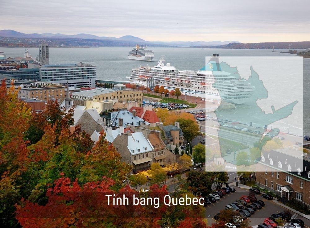 Quebec tỉnh bang đáng sống Canada thứ 2 năm 2020