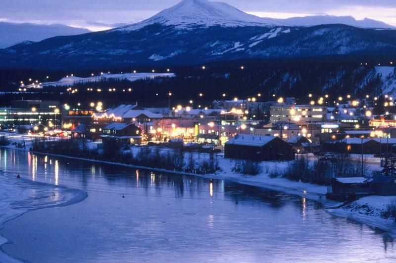 Yukon có nhiều lợi thế thiên nhiên ưu đãi