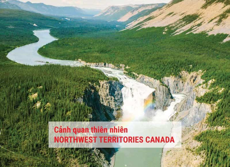 Northwest Territories - Tỉnh bang được thiên nhiên ưu đãi