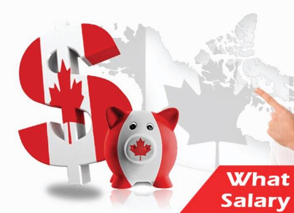 Thế nào là mức lương tốt ở Canada