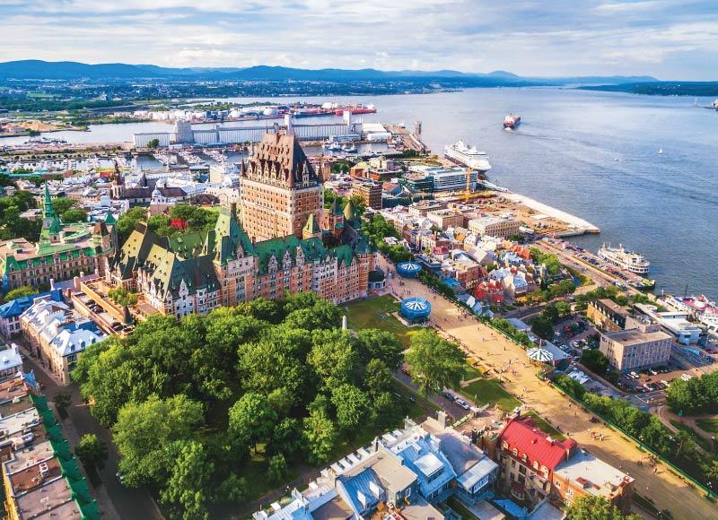 Thành phố Quebec Canada